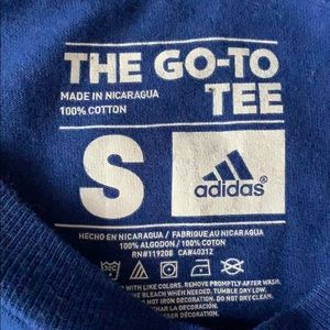adidas Shirts - Steph Curry Golden state warriors tee